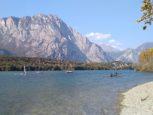 Laghi, castelli e sport acquatici: i laghi di Toblino e Cavedine